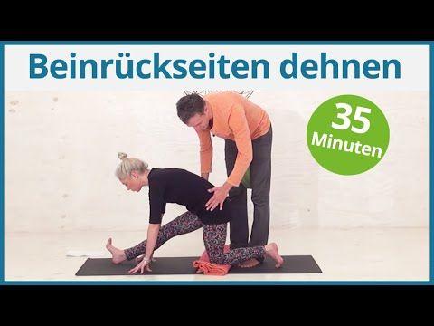 spagat lernen  8 yogaÜbungen für hanumanasana inkl