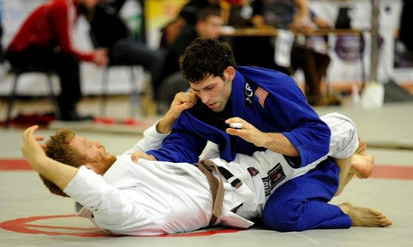 Strength and Conditioning Program for BJJ Fighters