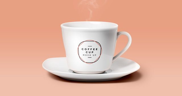 Psd Coffee Cup Mockup Responsive Joomla And WordPress Themes Coffee Cups Mugs Cool Mugs