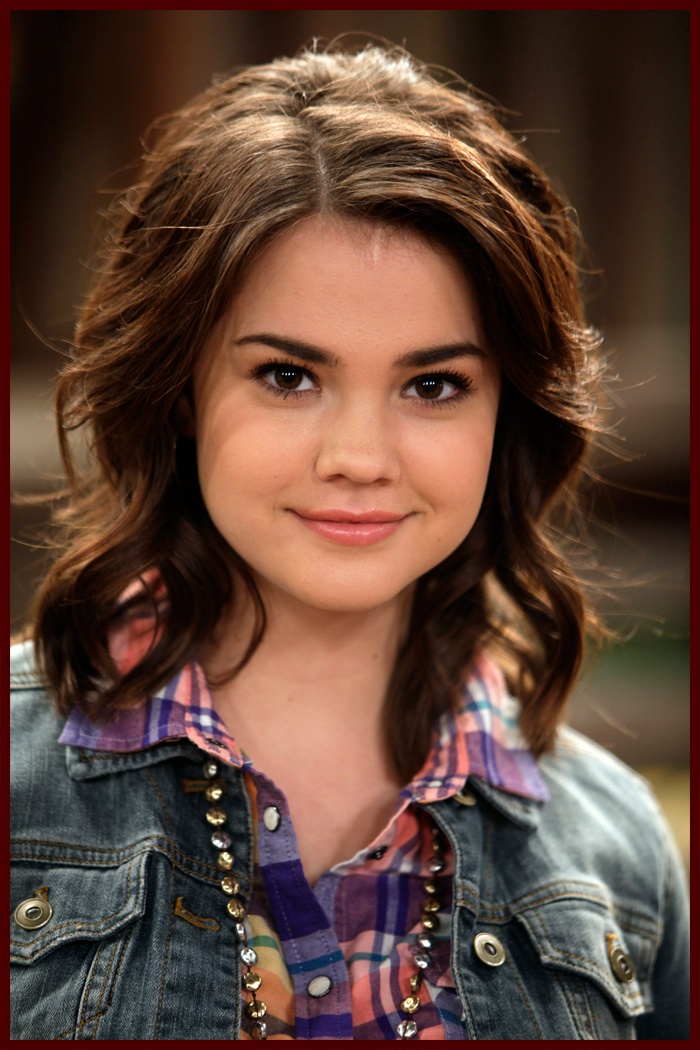 """Maia Mitchell Actress 