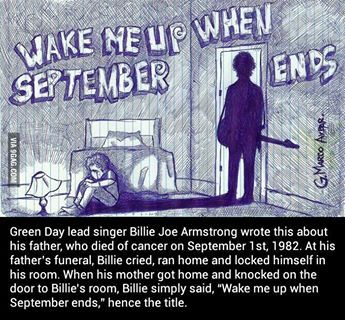I love this so much... It's so overwhelming to know that the death of his father caused all this. Billie's siblings have even said that once their father died it was like music was his only escape and that was it. As if he were doing it for his father❤️