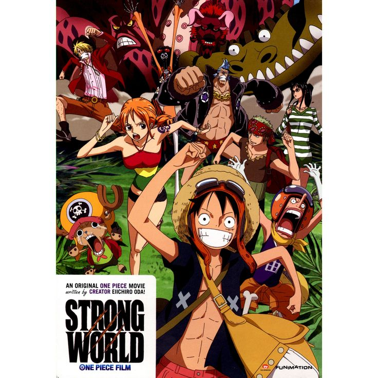 One piece:Strong world (Dvd)