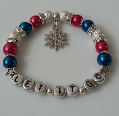 Disney FROZEN BRACELET LET IT GO Inspired by the movie All Ages Wear with Frozen Fancy Dress costume Snowflake Charm Bracelet Gifts At Dawn,http://www.amazon.co.uk/dp/B00K9050TM/ref=cm_sw_r_pi_dp_qDFCtb0M188S0RQQ