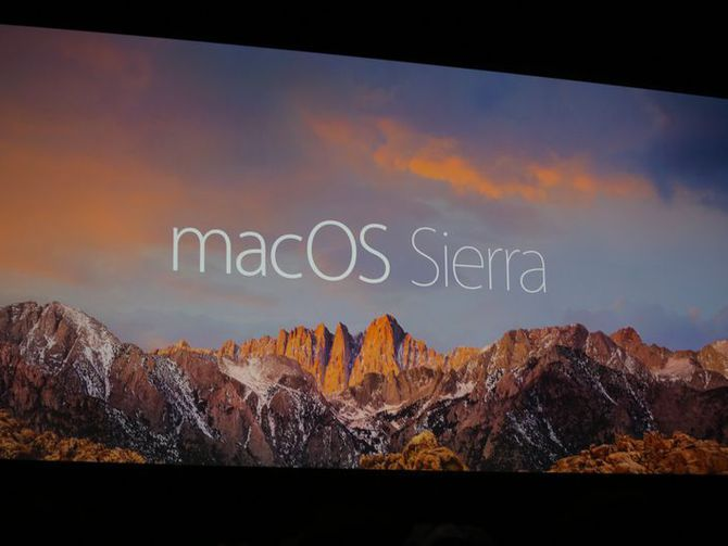 Siri leads a bevy of new features for the next version of Apple's computer operating system, MacOS Sierra.