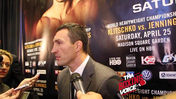 Wladimir Klitschko Questions If Bryant Jennings is the one to end his reign