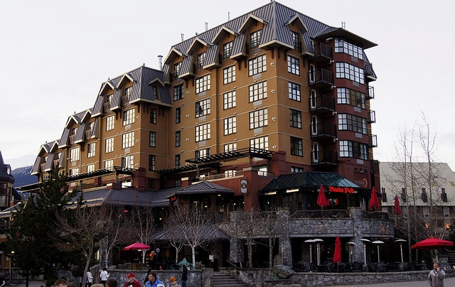 Whistler Village Sundial Boutique Hotel. A lovely family holiday involving bikes, rafts and zip lines.