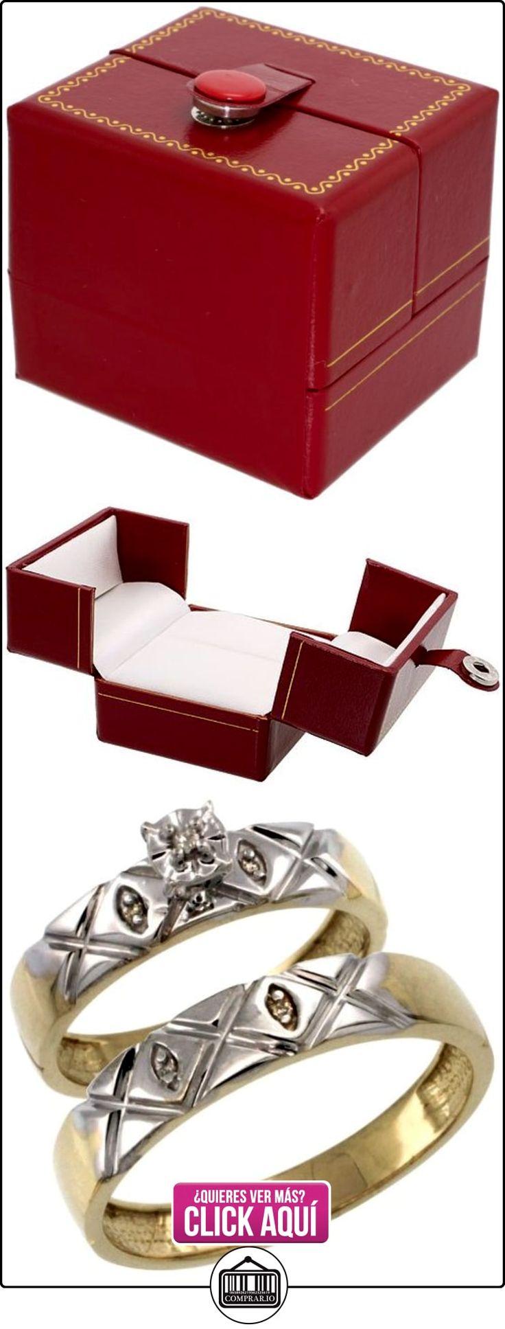 Revoni - Anillo de compromiso de oro amarillo  ✿ Joyas para hombres especiales - lujo ✿ ▬► Ver oferta: http://comprar.io/goto/B005NWGSSS