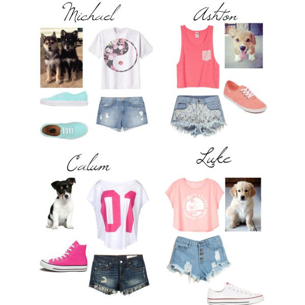 5sos preference- Walking the dog
