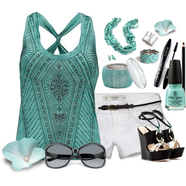 Love this Color, created by missyfer88 on Polyvore
