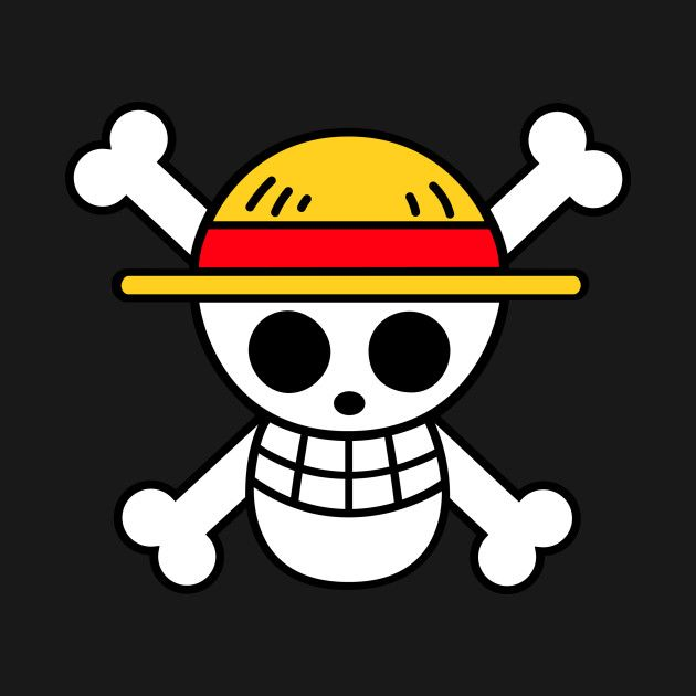 Anime We Go to the New World Vinyl decal sticker Luffy One Piece