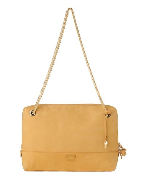Claudia Yellow Bag