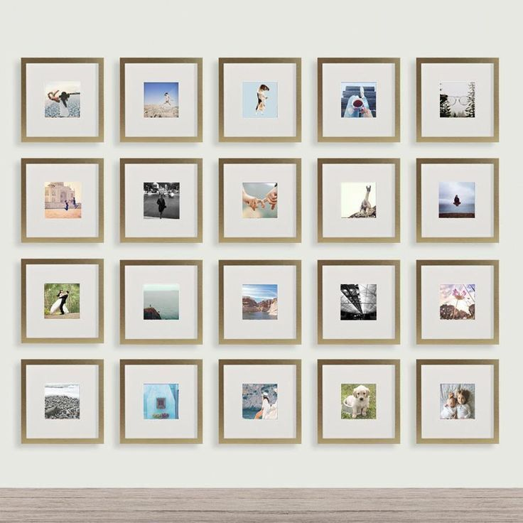 Photo Frame Sets For Wall Collage Photo Frames Light Brown Wood Camerawork Cam Brown Cam Camer 8x8 Photo Frame Picture Frame Wall Picture Gallery Wall