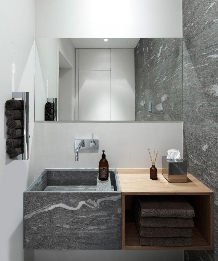 17 best ideas about handtuchhalter wand on pinterest | gestrichene, Hause ideen