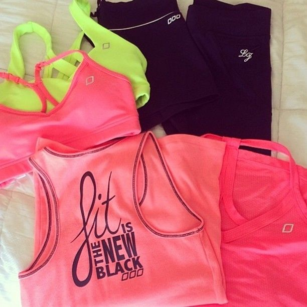 #LJWISHLIST - Neon awesomeness - feel luminous inside and out with LJ gear :D