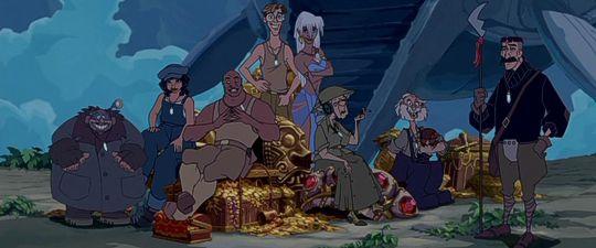 [Mafia] Disney: Atlantyda - Strona 15 - lastinn