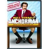 Anchorman: The Legend of Ron Burgundy (Unrated Widescreen Edition) (DVD)By Will Ferrell