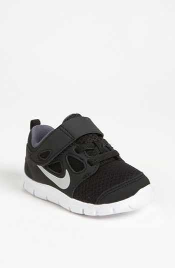 Chad got these for Max last week, they match his pair! So cute, and like all other Nike Free, these run small. #Nike 'Free Run 5.0' Sneaker (Baby, Walker & Toddler) available at #Nordstrom