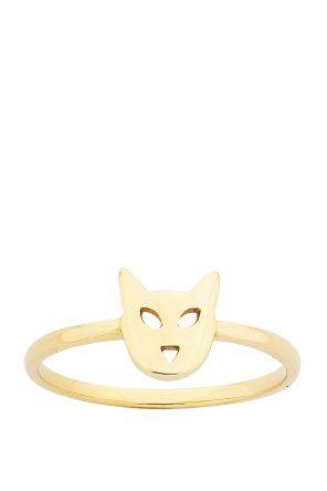 Karen Walker Cat Ring