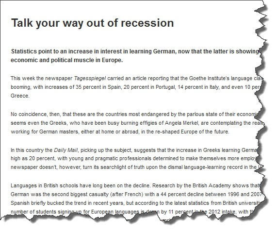 Talk Your Way Out Of Recession Statistics Point To An