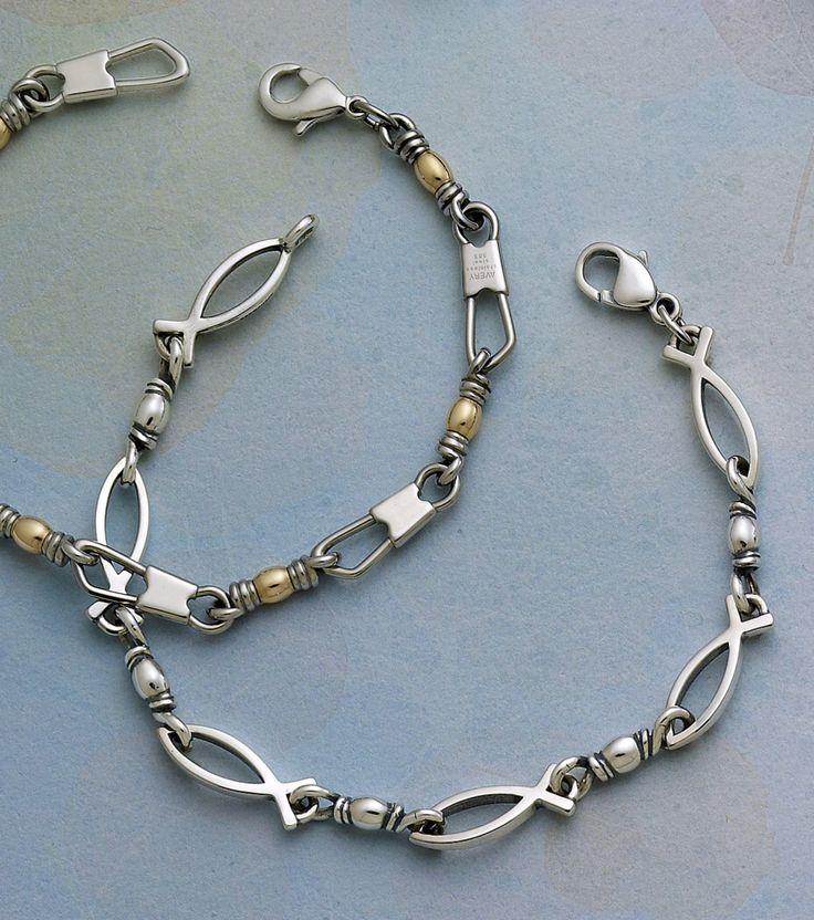 Fishers Of Men Bracelets Jamesavery Symbols Of Faith