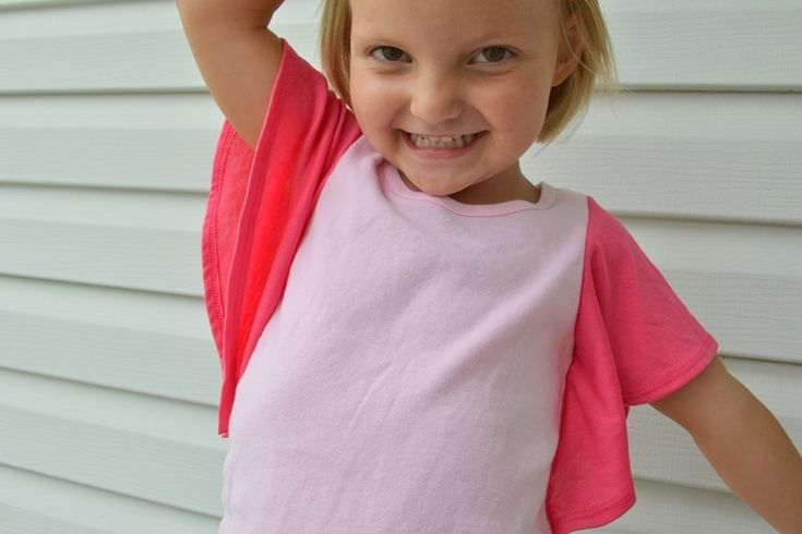 How to add flutter sleeves to a tank top by Lemon Squeezy Home