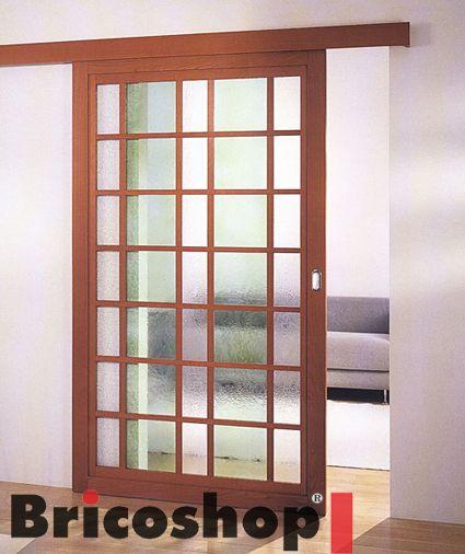 Oltre 25 fantastiche idee su porte scorrevoli per cucina su pinterest - Porte con binario esterno ...