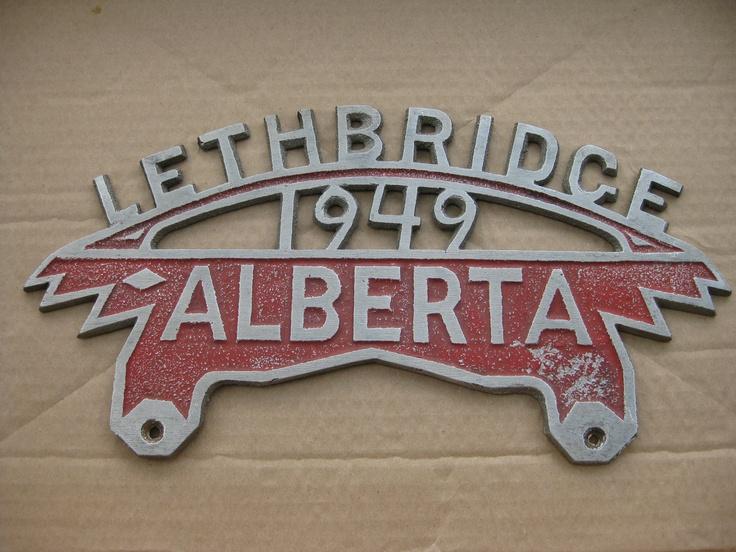 1949 Lethbridge Alberta Canada