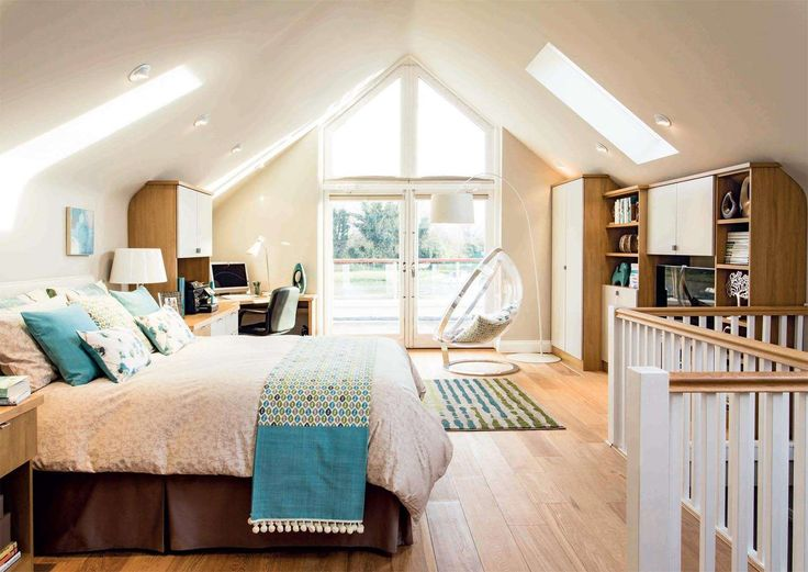 1000 ideas about loft conversion bedroom on pinterest - How to convert a loft into a bedroom ...