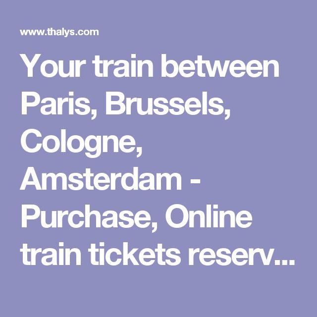 Best  Train Ticket Reservation Ideas On   Cruise