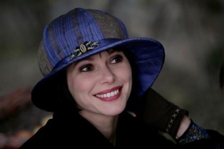 "Barbara Bobulova ""#Chanel""   #cappello #hat #chapeau #icon #glamour #millinery #milliner #chic #style #fashion #movie"