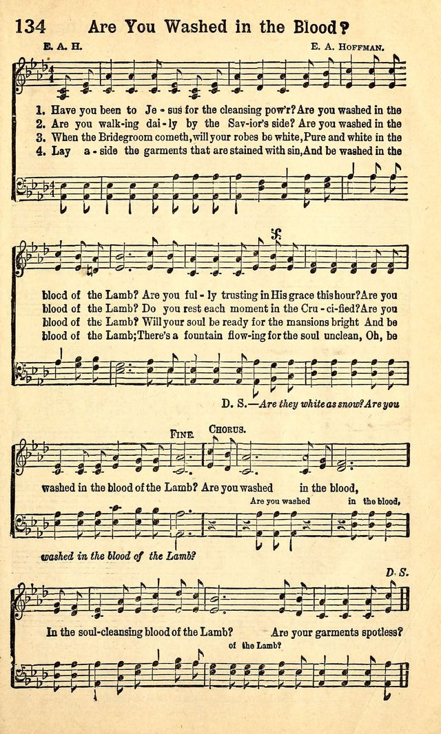 Well known christian songs