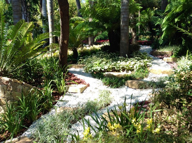 17 meilleures id es propos de jardin ombrag sur for Amenagement jardin ombre
