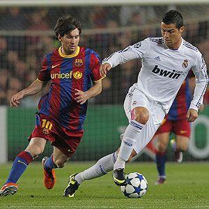 Fotos de CR7 vs Messi - Los jugadores - Real Madrid - pág.3