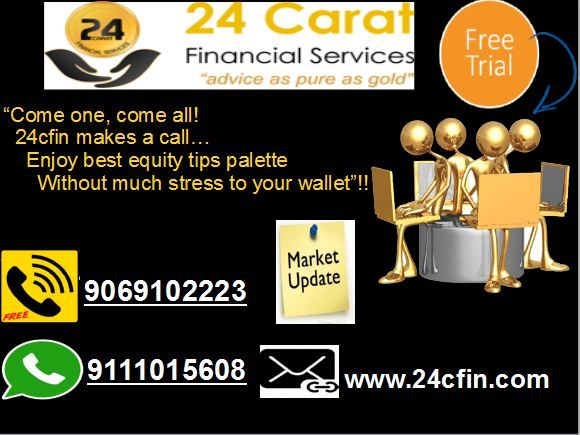 We provide free profit calls for EQUITY & COMMODITY tips.If you want more information regarding the Stock cash tips, Stock tips, Nifty tips, Commodity tips, Equity tips missed call @ 9069102223 please drop your number for profit calls... https://24cfin.com/free-trial #stockcashtips #stockfuturetips #freetradingtips