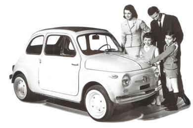 FIAT 'Nuova', 'Bambino' or simply the '500'
