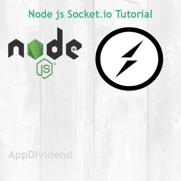 Node Socket Io Example Chat App
