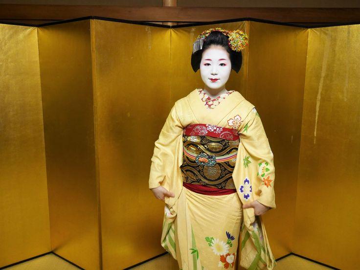 Kyoto Maiko, Nov 2015