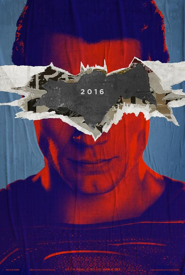 First Posters Hit for 'Batman v Superman: Dawn of Justice' — Latino-Review.com