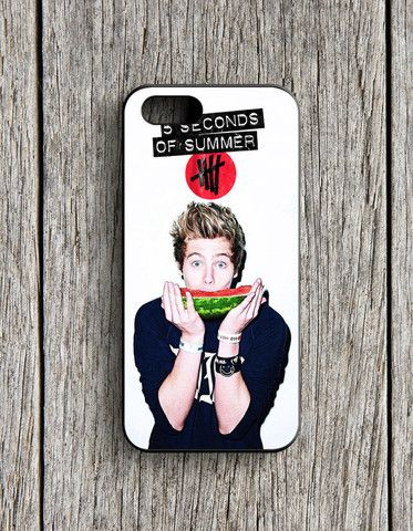 5 Second Of Summer Band Luke Hemmings iPhone 5 | 5S Case