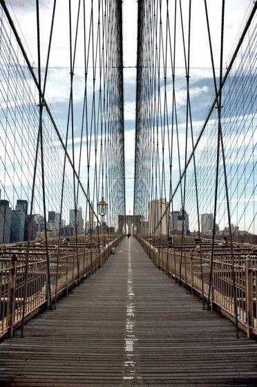 New York, Städtereisen spannend fotografiert.