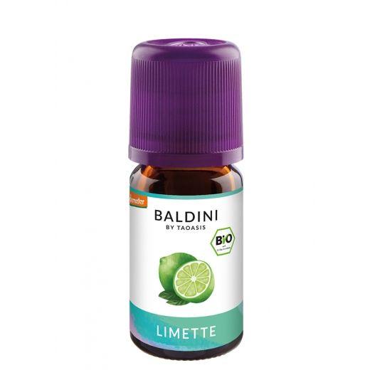 Baldini Bio Aroma Lime Æterisk Olie økologisk olie