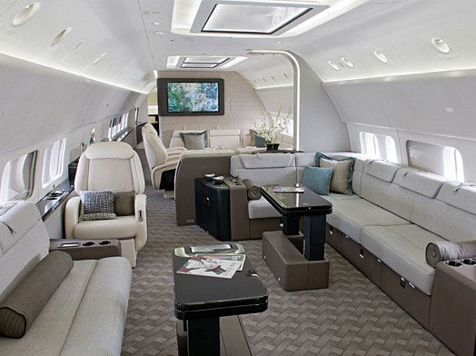 Boeing Business Jet