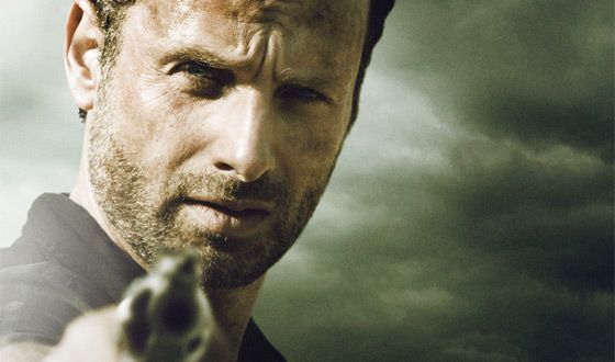 The Walking Dead on AMC- Didn't think I would enjoy a zombie show, but I LOVE it!