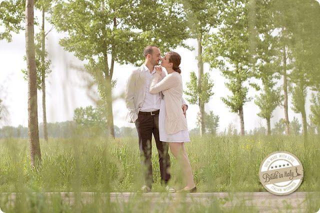 Bride in Italy: Engagement | Atmosfera provenzale a due passi da casa - Valentina Oprandi
