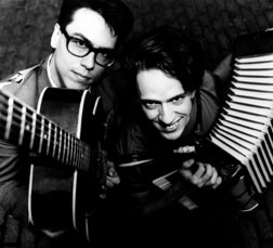John Flansburgh and John Linnell - They Might Be Giants
