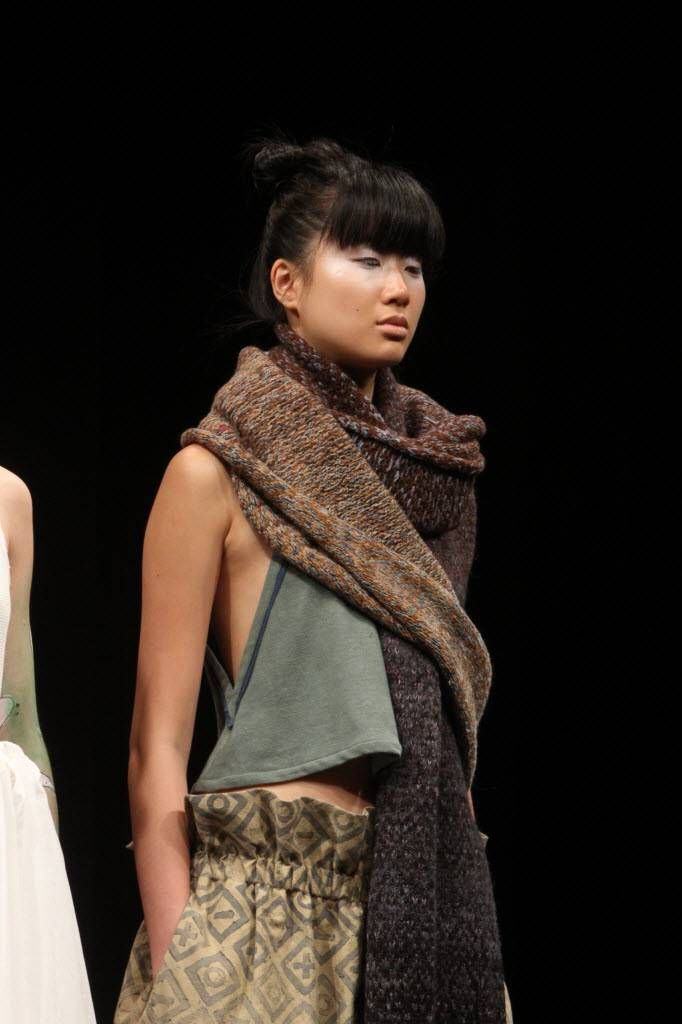 Rhode Island School of Design will present its annual student fashion show, Collection, Saturday, May 10 at the Rhode Island Convention Center.