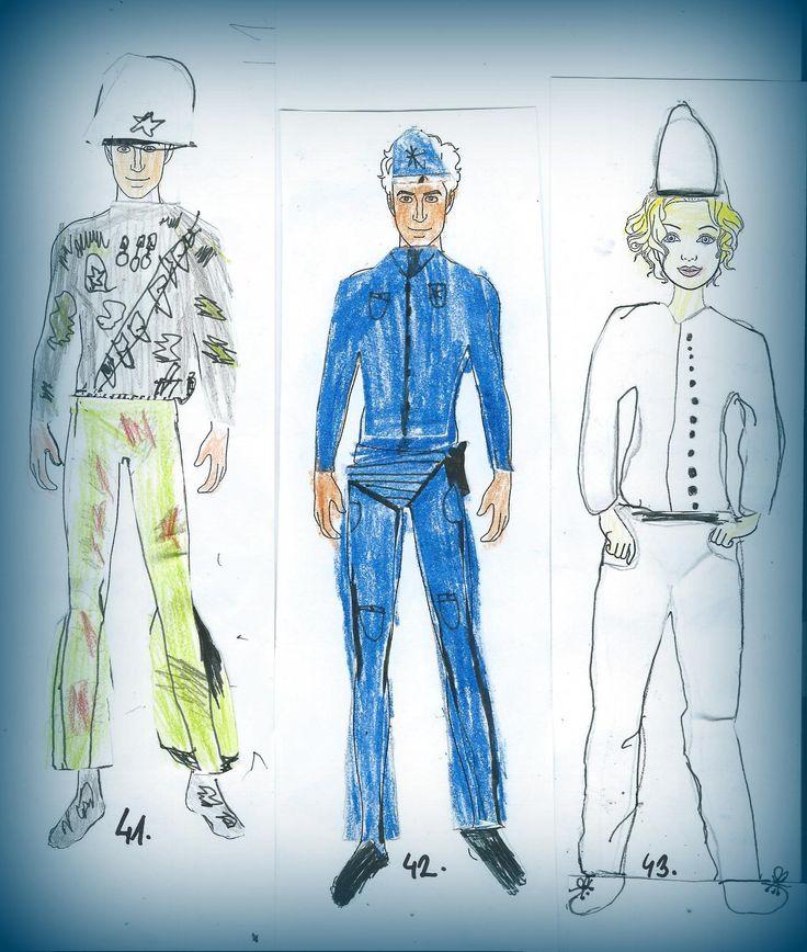návrhy oblečení do práce...