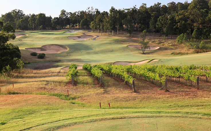 Steve Smyers Golf Course Architects | Cypress Lakes Golf & Country Club, Hunter Valley, Australia | Hole #4  | http://stevesmyers.com/ | #SmyersDesign  #GolfCourseDesign #GolfCourses #ssgca