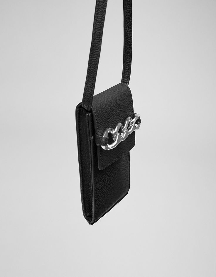 Mini bandolera cadena - Bolsos - Accesorios - Mujer - PULL&BEAR México $199