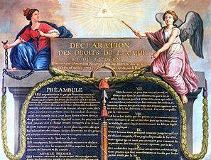 De Verklaring van de rechten van de Mens en Burger